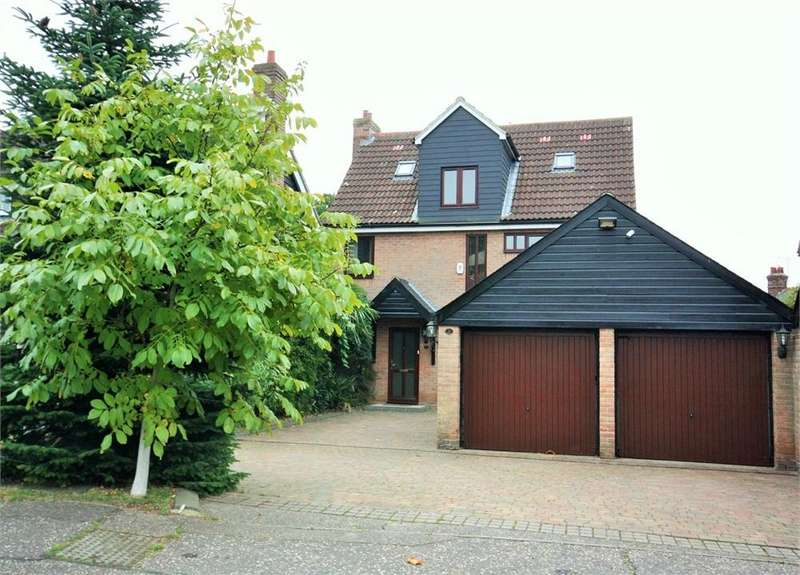 6 Bedrooms Detached House for sale in East Hanningfield, CHELMSFORD, Essex