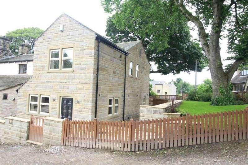 3 Bedrooms Cottage House for sale in 1 Dye House Fold, OAKENSHAW, West Yorkshire