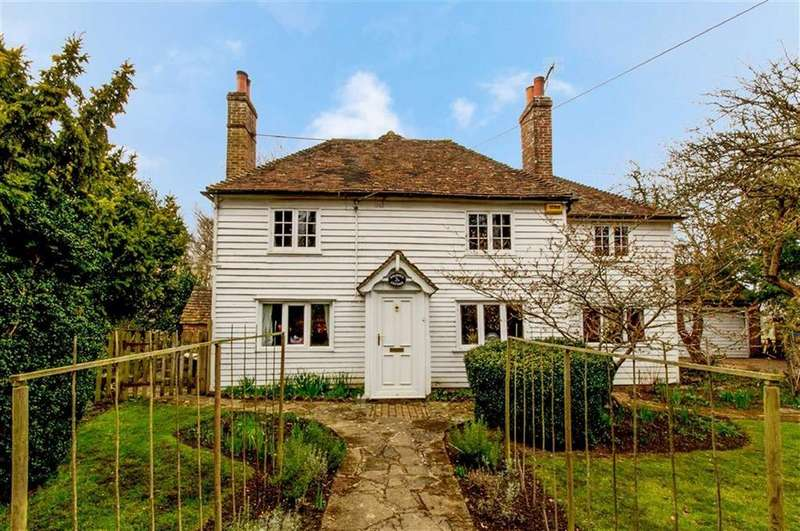 4 Bedrooms Cottage House for sale in Calleywell Lane, Ashford, Kent