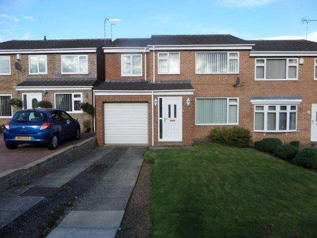 5 Bedrooms Semi Detached House for sale in ALFRETON CLOSE, BRANDON, DURHAM CITY : VILLAGES WEST OF