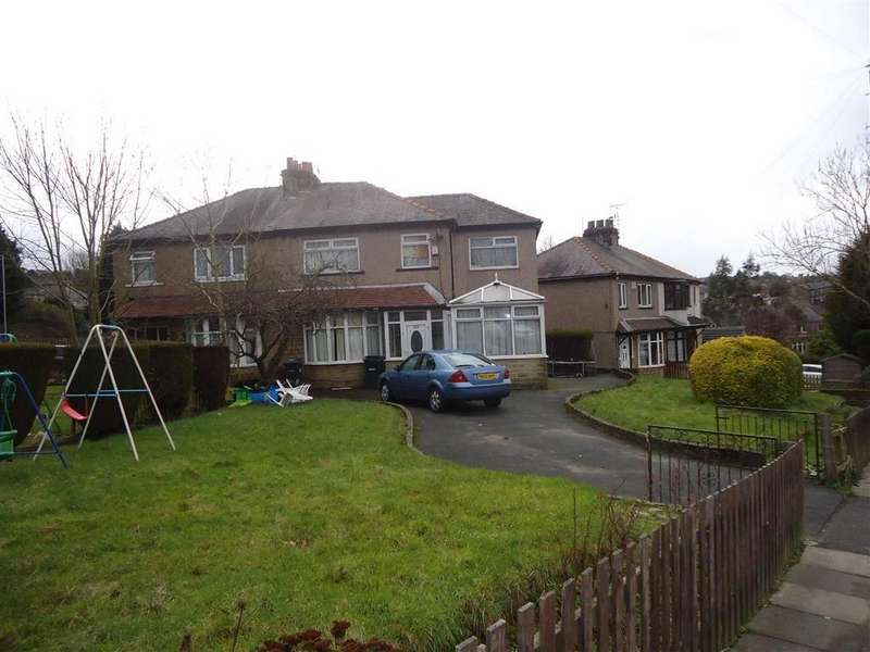 4 Bedrooms Semi Detached House for sale in Clayton Road, Bradford, West Yorkshire, BD7
