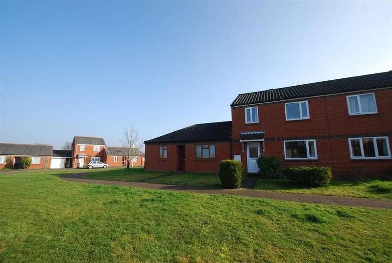 3 Bedrooms Terraced House for sale in Bacton