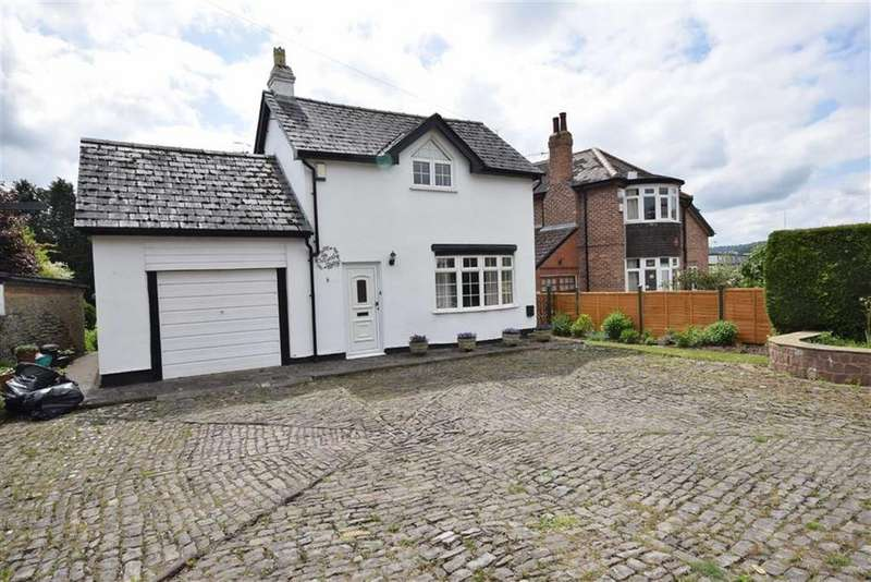 2 Bedrooms Detached House for sale in New Dixton Road, Monmouth, Monmouthshire