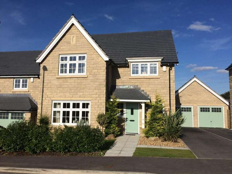 4 Bedrooms Detached House for sale in Strike Lane, Skelmanthorpe, Huddersfield, HD8 9AY