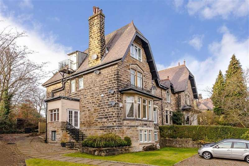 3 Bedrooms Duplex Flat for sale in Clarence Drive, Harrogate, North Yorkshire
