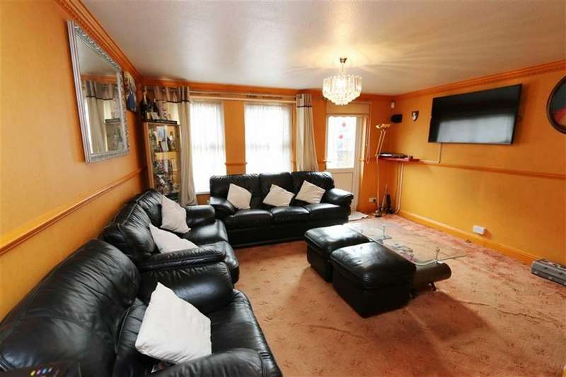 3 Bedrooms Terraced House for sale in Garganey Walk, Thamesmead, London, SE28