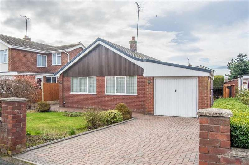 3 Bedrooms Detached Bungalow for sale in Radnor Drive, Chester, Cheshire, Chester