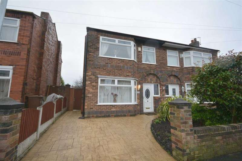3 Bedrooms Semi Detached House for sale in Lessingham Avenue, Swinley, Wigan, WN1