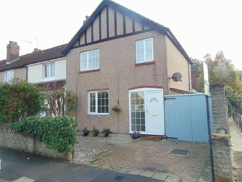 3 Bedrooms Semi Detached House for sale in Elmcroft Road, Orpington, Kent