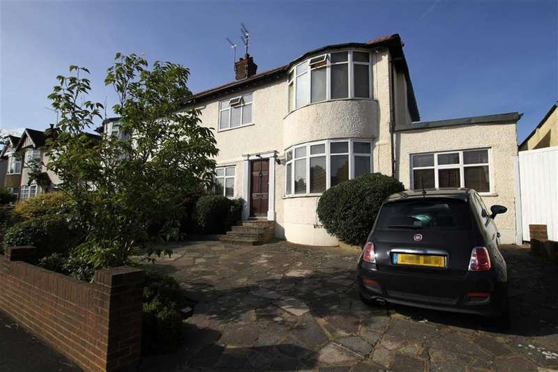3 Bedrooms Semi Detached House for sale in Longmore Avenue, New Barnet, Herts, EN5