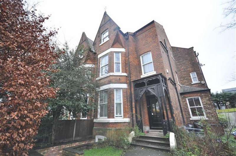 10 Bedrooms Semi Detached House for sale in Barlow Moor Road, Didsbury, Manchester, M20