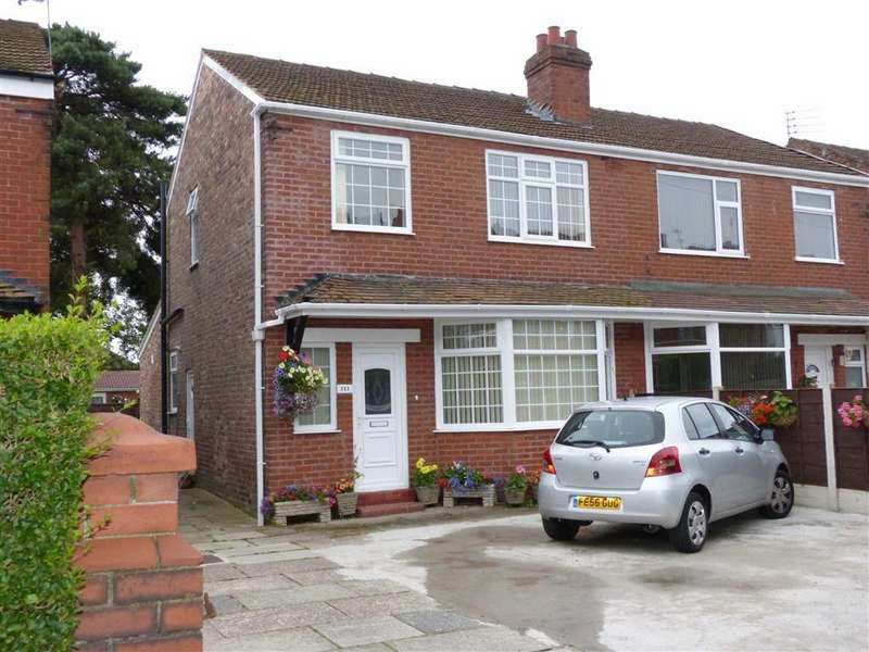 3 Bedrooms Semi Detached House for sale in Manley Road, Whalley Range