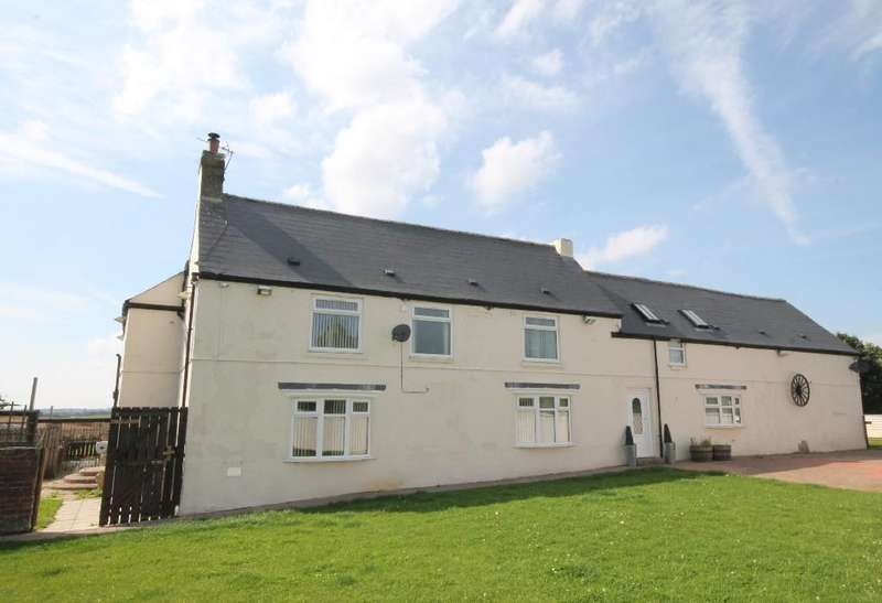 3 Bedrooms Detached House for sale in Garmondsway Road, West Cornforth