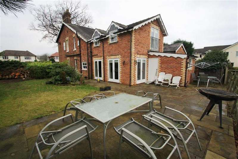 3 Bedrooms Semi Detached House for sale in Handforth Road, Wilmslow