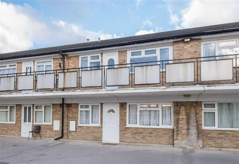 2 Bedrooms Apartment Flat for sale in Victoria Road, South Ruislip