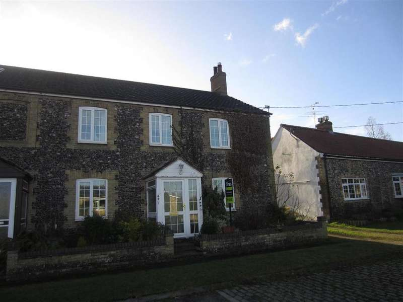 3 Bedrooms Semi Detached House for sale in Globe Street, Methwold,