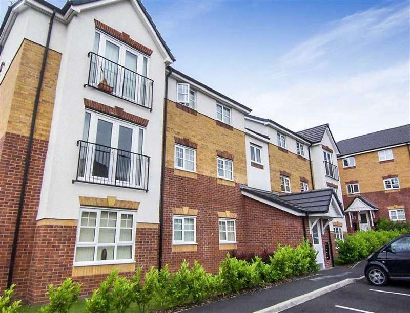 2 Bedrooms Apartment Flat for sale in Deanery Court, Cheetham Hill, Manchester, M8