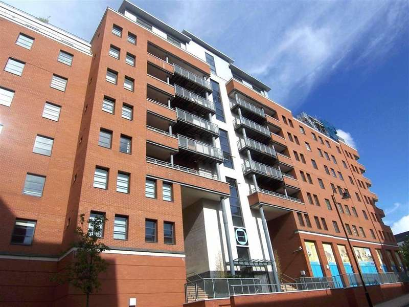 2 Bedrooms Apartment Flat for rent in The Quadrangle, Southern Gateway, Manchester, M1