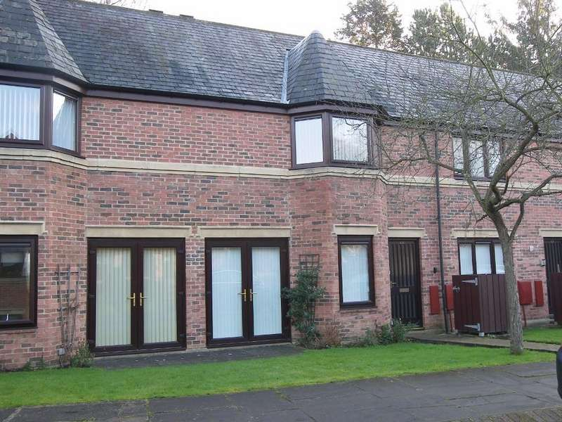 2 Bedrooms Flat for sale in Mathesons Gardens, Morpeth