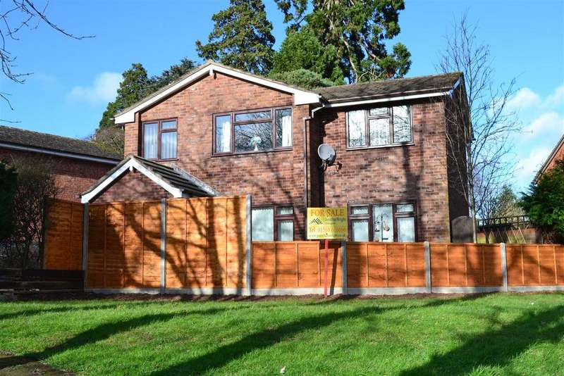 4 Bedrooms Detached House for sale in Buckfield Road, Leominster