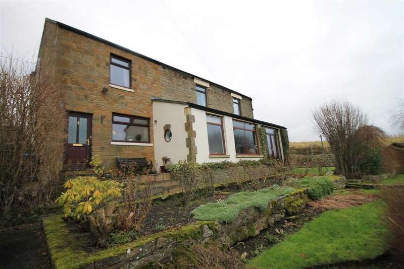 4 Bedrooms Detached House for sale in East Lane, Stanhope