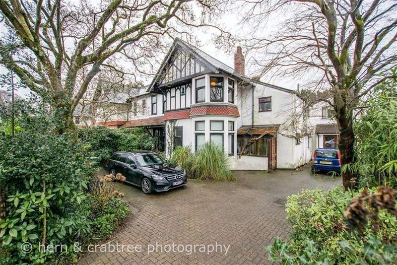 5 Bedrooms Semi Detached House for sale in Church Road, Cardiff