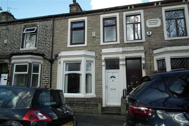 2 Bedrooms Terraced House for sale in Durban Grove, Burnley, Lancashire