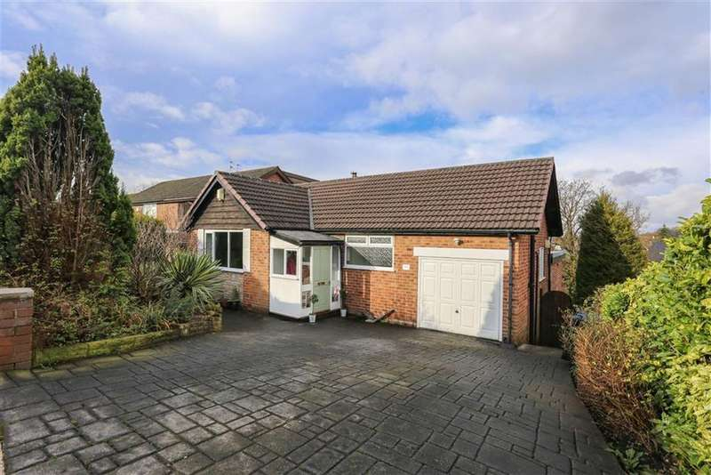 3 Bedrooms Detached House for sale in Stiles Avenue, Marple, Cheshire