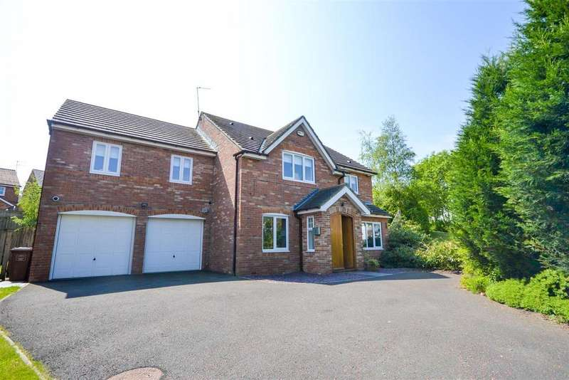 4 Bedrooms Detached House for sale in Highclere Drive, Tunstall Vale, Sunderland