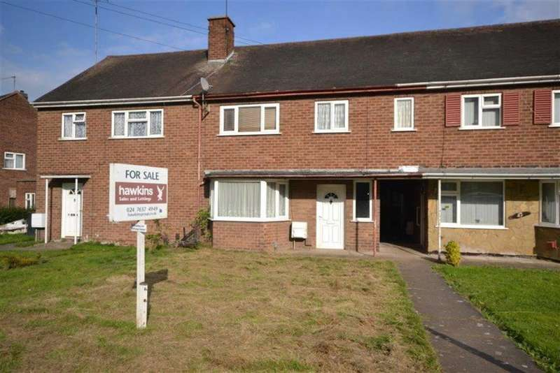 4 Bedrooms Terraced House for sale in Fir Tree Grove, Caldwell, Nuneaton