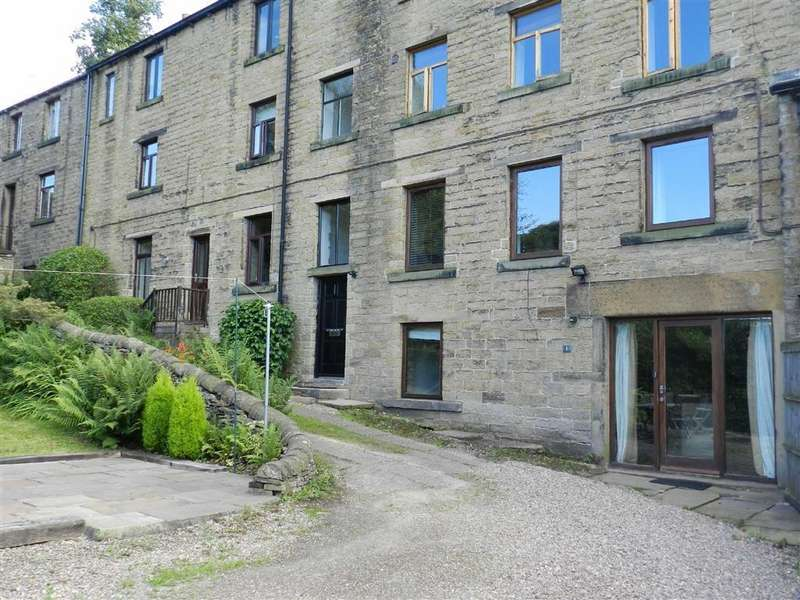 2 Bedrooms Cottage House for sale in Dogley Lane, Fenay Bridge, Huddersfield, HD8