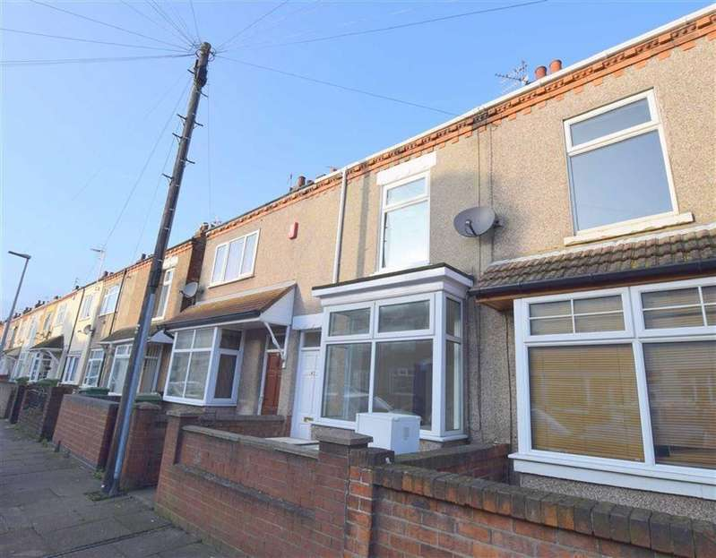 2 Bedrooms Terraced House for sale in Columbia Road, Grimsby, North East Lincolnshire