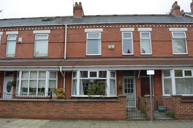 3 Bedrooms Terraced House for sale in Portland Road, STRETFORD