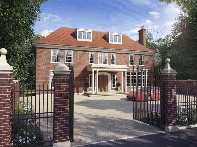 9 Bedrooms Detached House for sale in The Bishops Avenue, N2