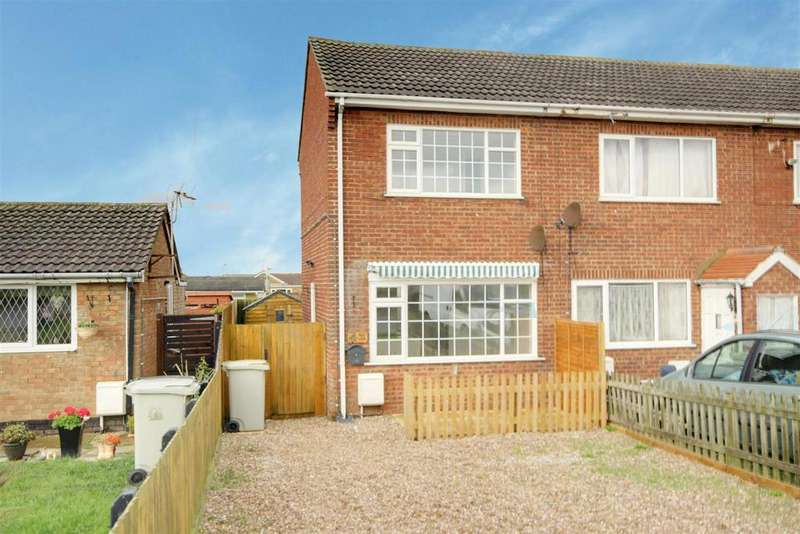 2 Bedrooms End Of Terrace House for sale in 4 Ocean Court, Seaholme Road, Mablethorpe