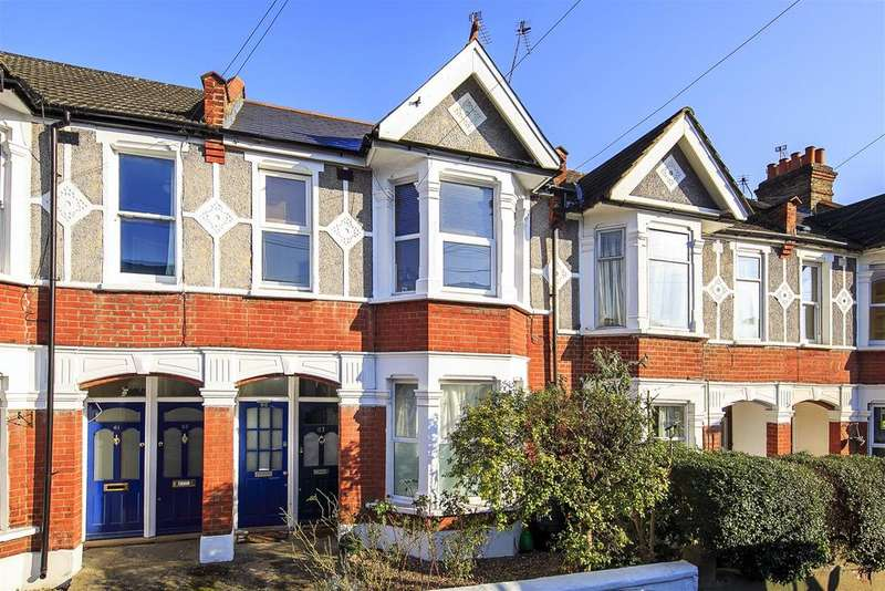 2 Bedrooms Apartment Flat for sale in Elmsleigh Road, Twickenham