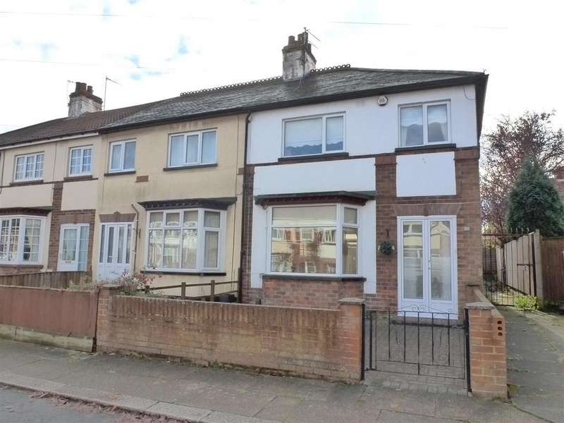 3 Bedrooms Terraced House for sale in Stratford Avenue, Grimsby