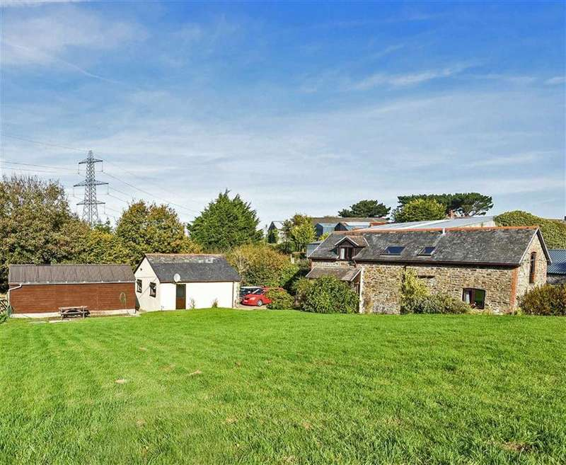 4 Bedrooms Detached House for sale in Bulworthy, Stony Cross, Nr Bideford, Devon, EX39