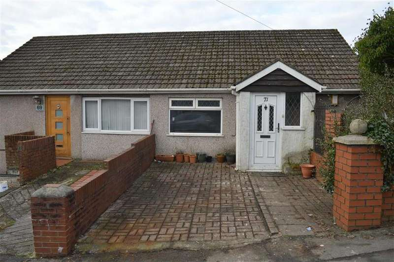3 Bedrooms Semi Detached House for sale in Penygraig Road, Swansea, SA1