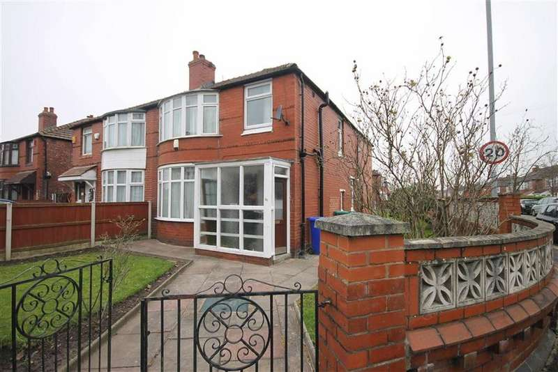 4 Bedrooms Semi Detached House for rent in Parrs Wood Road, Withington, Manchester