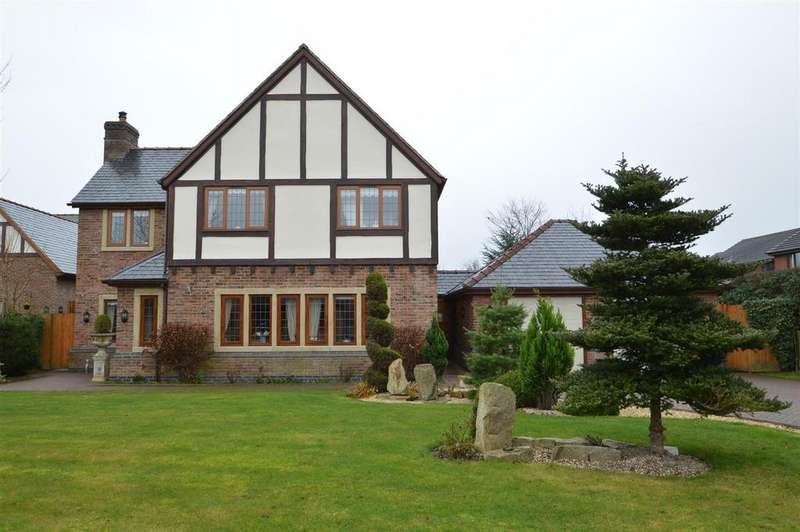 5 Bedrooms Detached House for sale in 10 Brydges Gate, Llandrinio, Llanymynech SY22 6TU