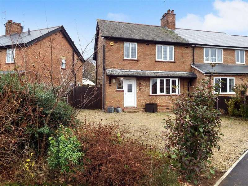 3 Bedrooms Semi Detached House for sale in Haycroft Road, Stevenage, Hertfordshire, SG1