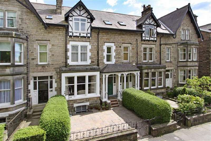 6 Bedrooms Terraced House for sale in Dragon Parade, Harrogate, HG1