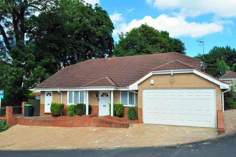 3 Bedrooms Detached Bungalow for sale in Hollies Rise, Cradley Heath
