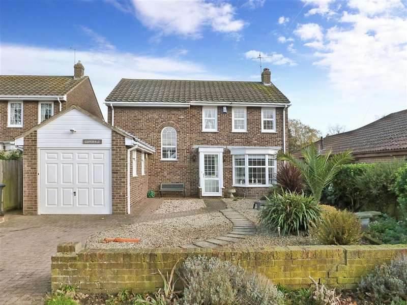 4 Bedrooms Detached House for sale in Hazlemere Drive, Herne Bay, Kent