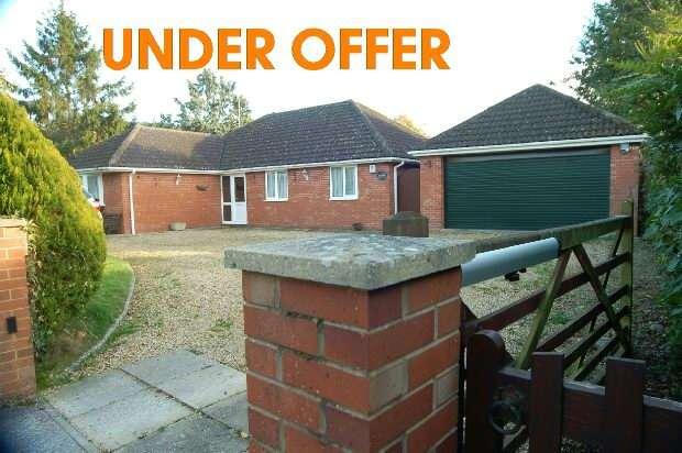 4 Bedrooms Detached Bungalow for sale in Nandadevi Butlers Lane Poulner Ringwood BH24 1UB