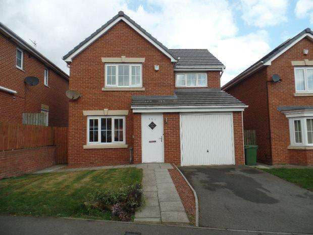 3 Bedrooms Detached House for sale in CHILLERTON WAY, WINGATE, PETERLEE AREA VILLAGES