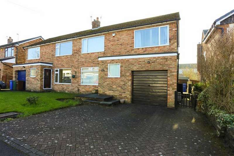4 Bedrooms Semi Detached House for sale in Vernon Drive, Marple, Cheshire