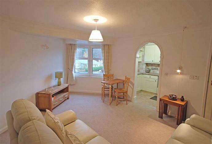1 Bedroom Flat for sale in 38 Whitestone Court Innerleithen, Peebles, EH45 8BN