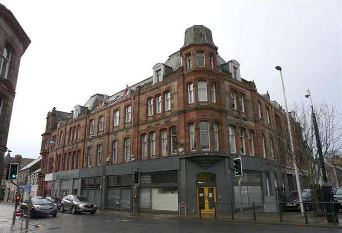 2 Bedrooms Flat for sale in 127 High Street, Galashiels, TD1 1RZ